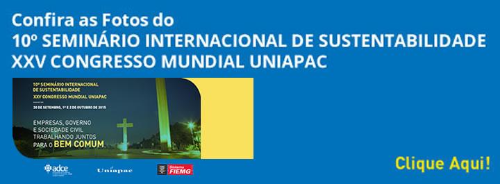Fotos do Congresso Mundial