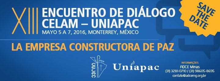 XIII Encuentro  de Diálogo CELAM – UNIAPAC